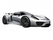 Porsche 918 Spyder: updates - Car Body Design
