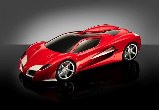Ferrari Ascari Top Review