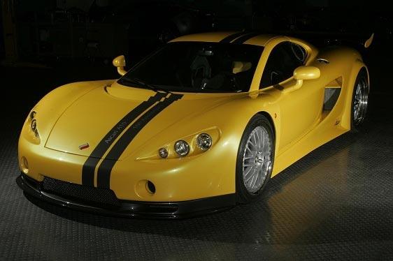 2011 Ascari Car