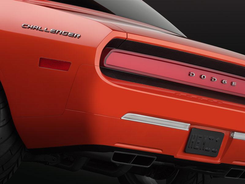 Challenger Concept Grill Dodge Challenger Concept
