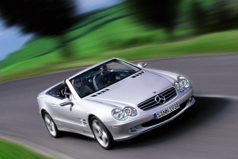 latest cars zone mercedes benz sl class. Black Bedroom Furniture Sets. Home Design Ideas