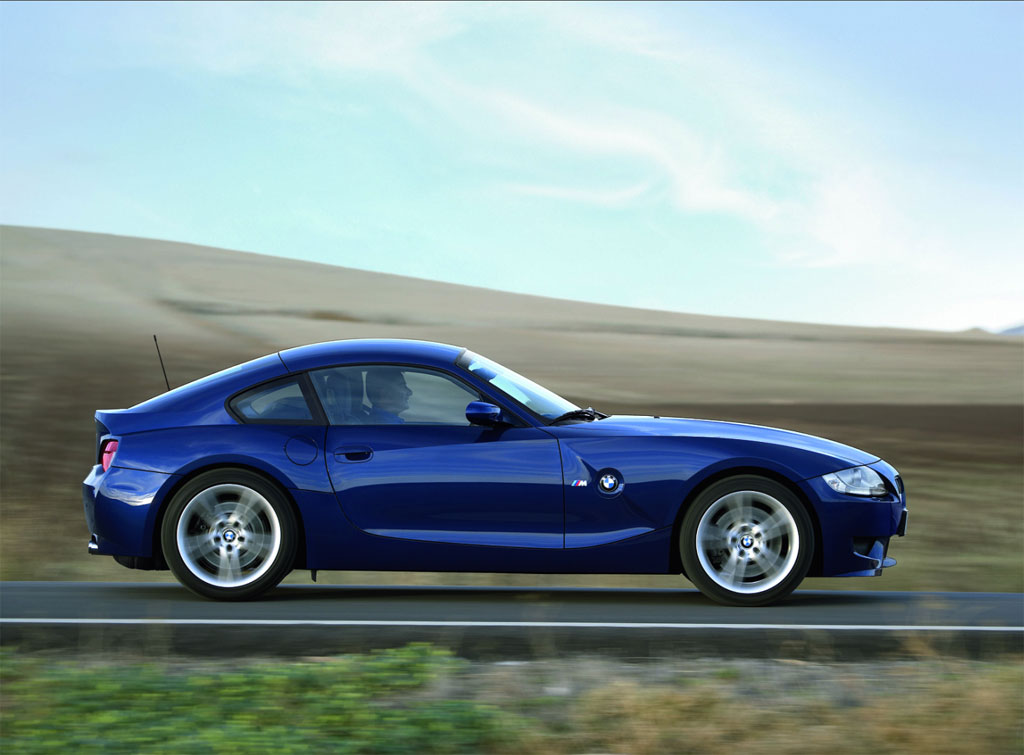 BMW Z4 coupe wallpaper