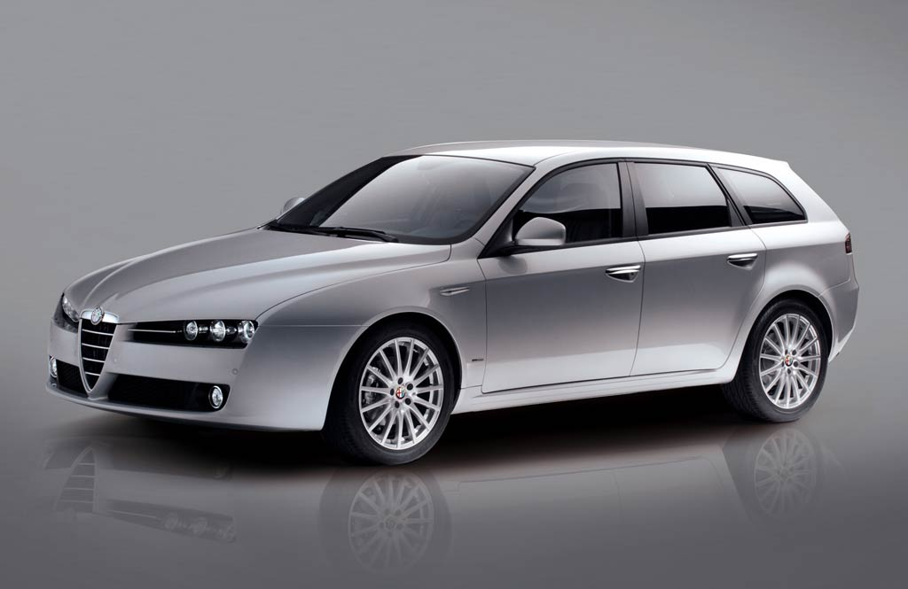 alfa romeo 159 sportwagon car body design. Black Bedroom Furniture Sets. Home Design Ideas