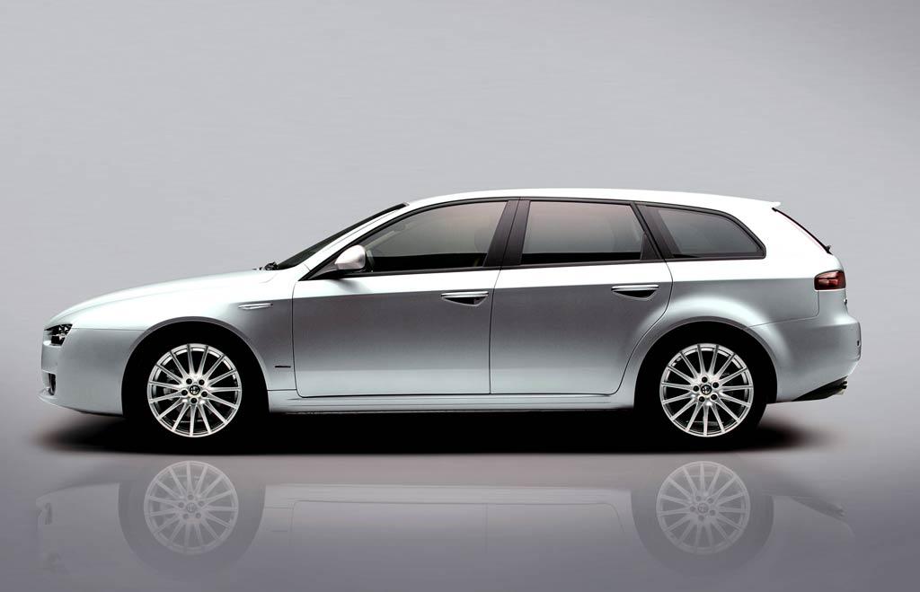 alfa romeo 159 sportwagon car body design. Black Bedroom Furniture Sets. Home Design Ideas