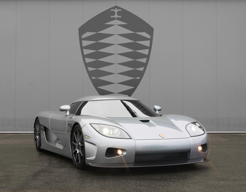 Koenigsegg CCX Wallpaper