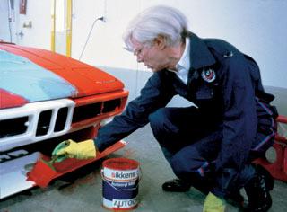 ANDY WARHOLE 1979-Bmw-M1-Art-Car-by-Andy-Warhol-4