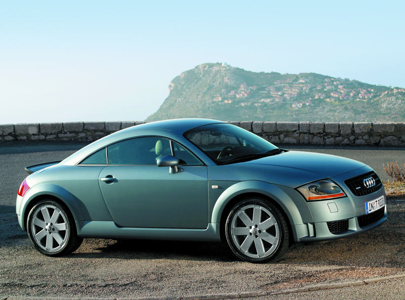 Audi TT Top Photos