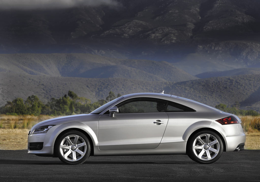 new top car launches info with wallpapers the new audi tt coup. Black Bedroom Furniture Sets. Home Design Ideas