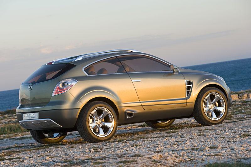 2008 Opel Antara Gtc Concept Car Pictures