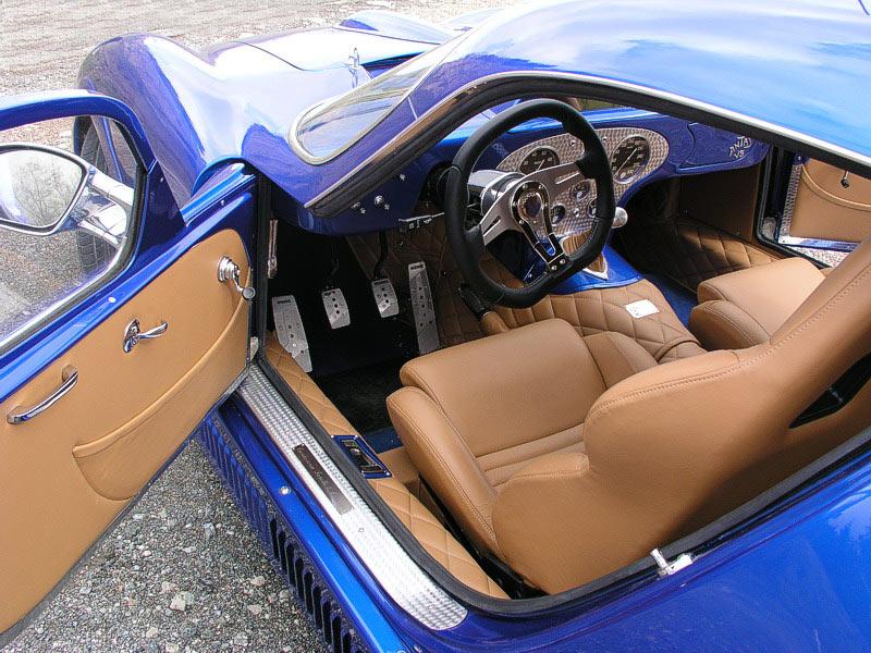 Fm Auto Antas V8 Gt Car Body Design