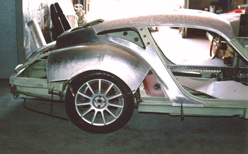 Fm Auto Antas V8 Gt Construction Car Body Design