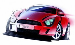 TVR Design Sketch