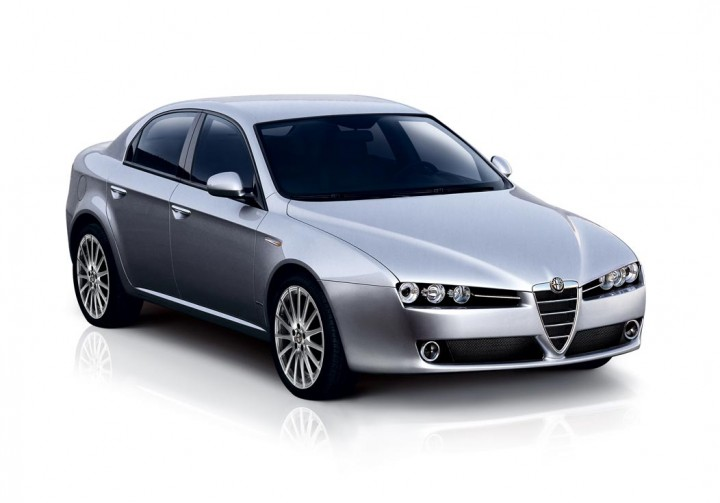 Alfa Romeo 159 wins Design Award