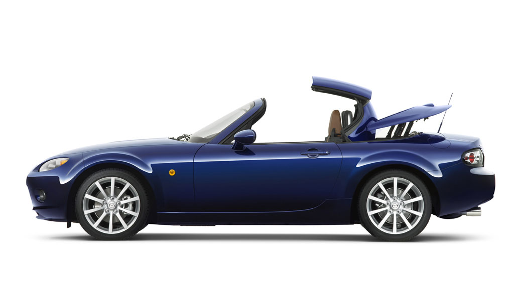 Hardtop Convertible MX 5: The Mazda MX 5 Roadster Coup    Japanese Talk    MyCarForum.com