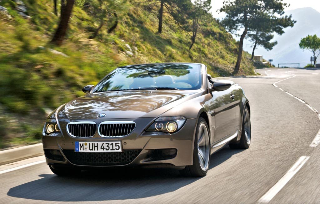 tuning bmw m6. The M6 Convertible is the