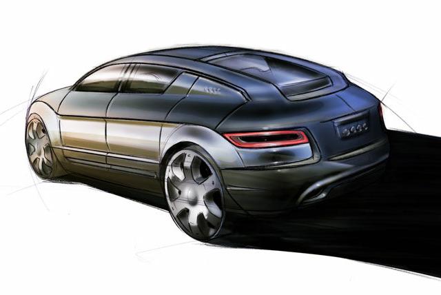 Audi Avant 2015 Master In Car Design Show Preview Car