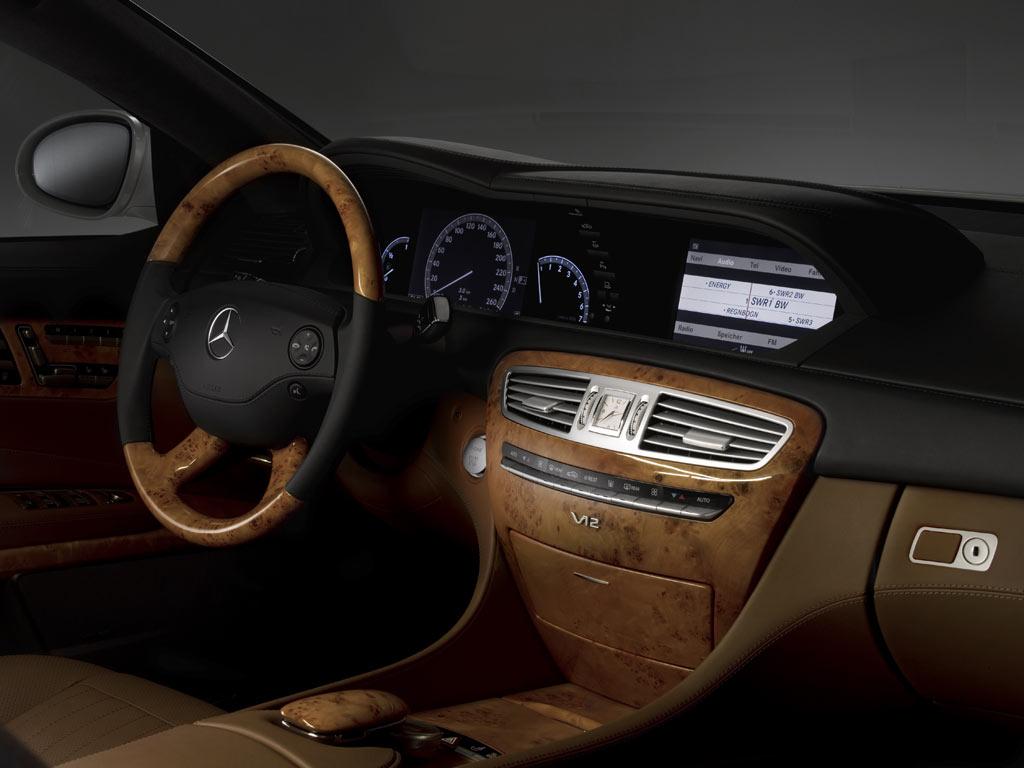 Mercedes Cls 2006 Interior Mercedes Benz Cls Interior