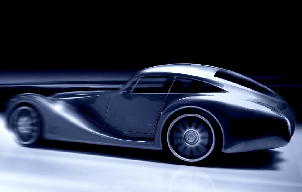 Morgan AeroMax - Car B...