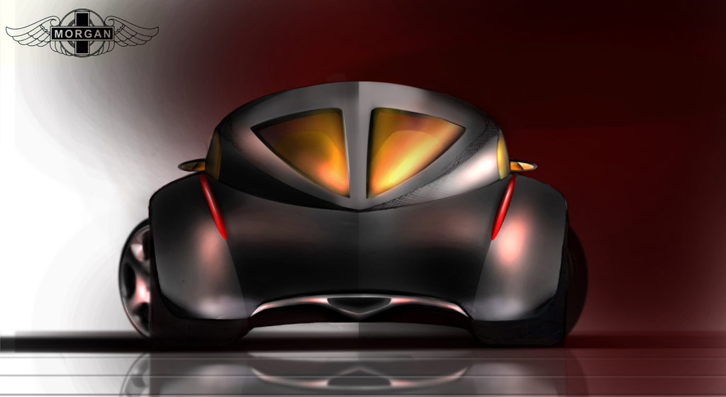 Morgan has announced that the AeroMax concept unveiled at Geneva 2005 will