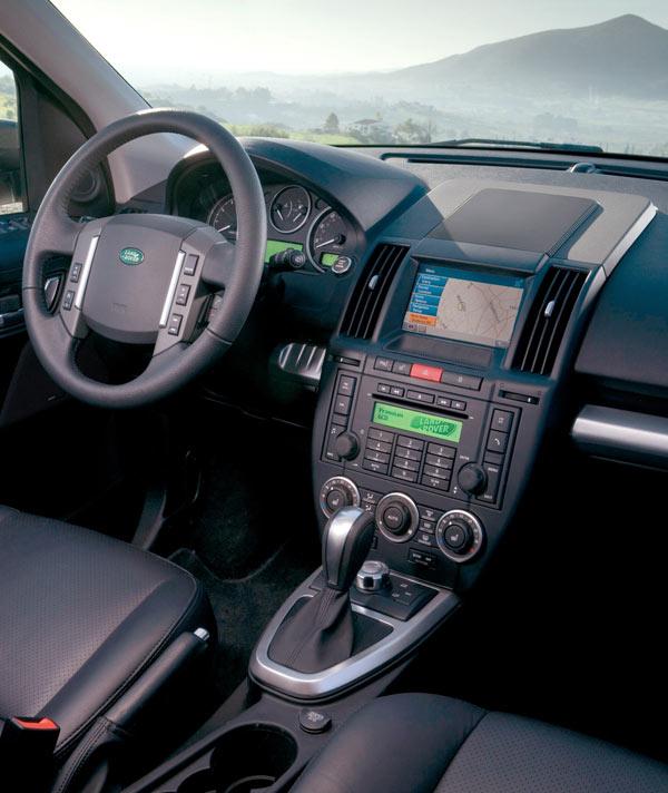 Land rover freelander freelander 2 for Land rover 2000 interior