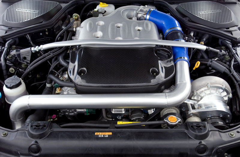 Nissan 350Z engine