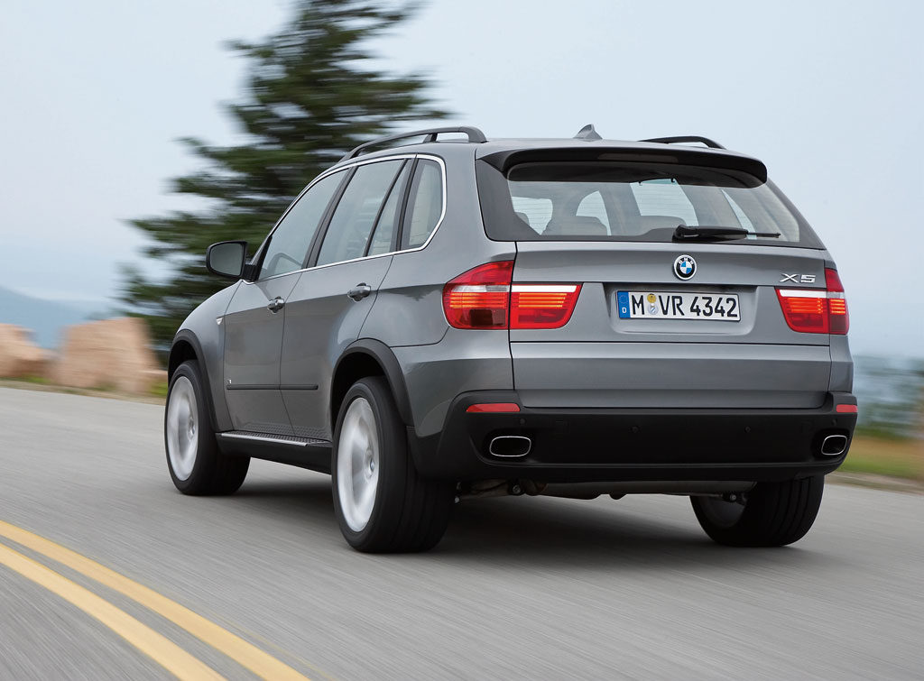 Luxury BMW X5 Cars Wallpaper