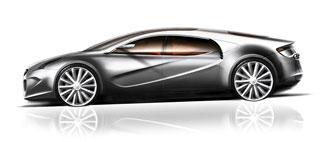 [Présentation] Le design par Peugeot Peugeot-908-RC-Design-Sketch-6