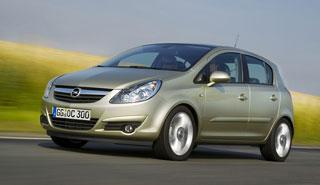 New Opel Corsa - exterior