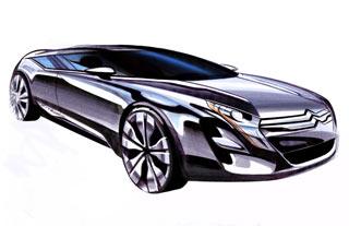 [Présentation] Le design par Citroën Citroen-C-Metisse-Design-Sketches-3