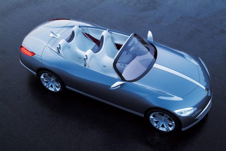 Renault Nepta Concept Car Body Design