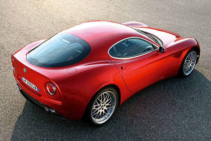 Alfa Romeo 8C Competizione 2 Lg