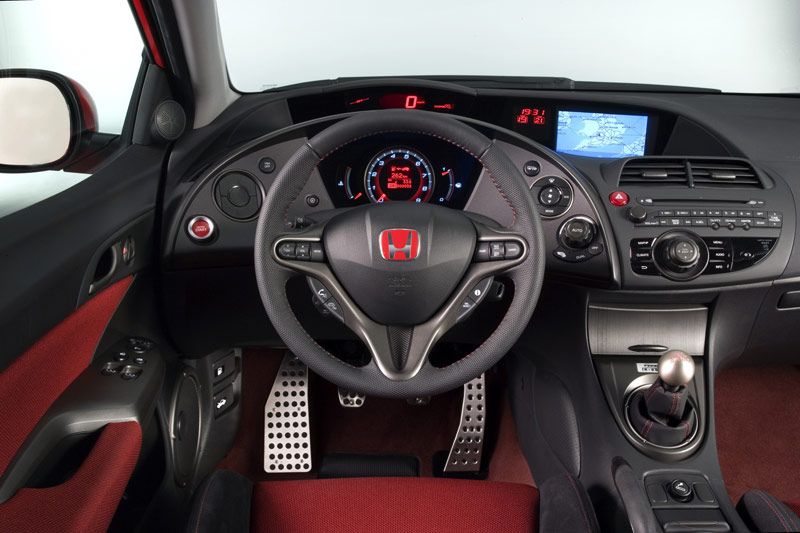 2012 civic type r. than the Civic#39;s interior.