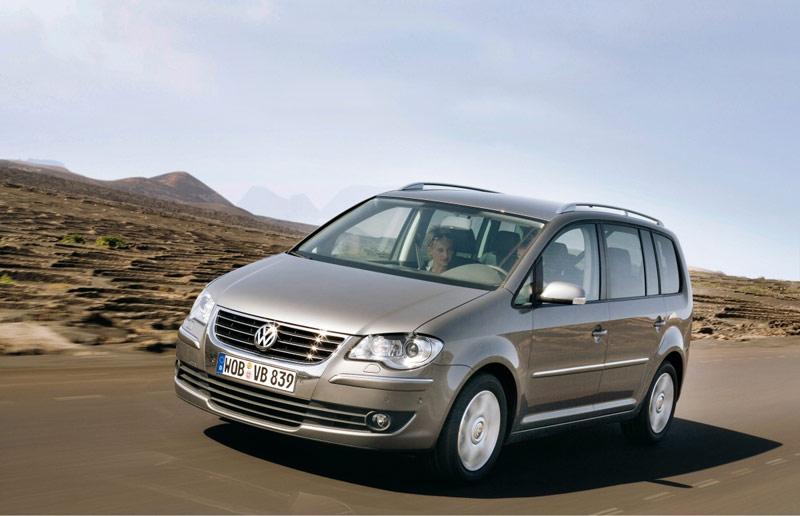 Volkswagen Touran New