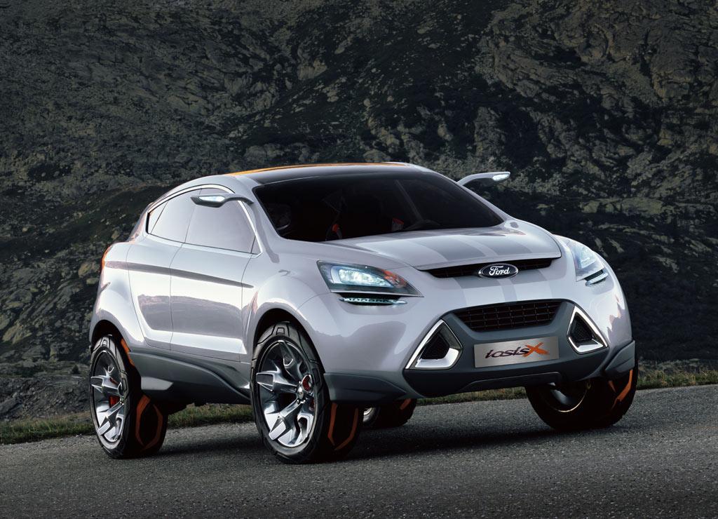 Ford Iosis X (Murat Güler / Kemal Curić)