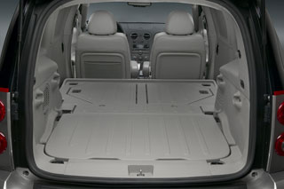 Chevrolet HHR Panel - Cargo area