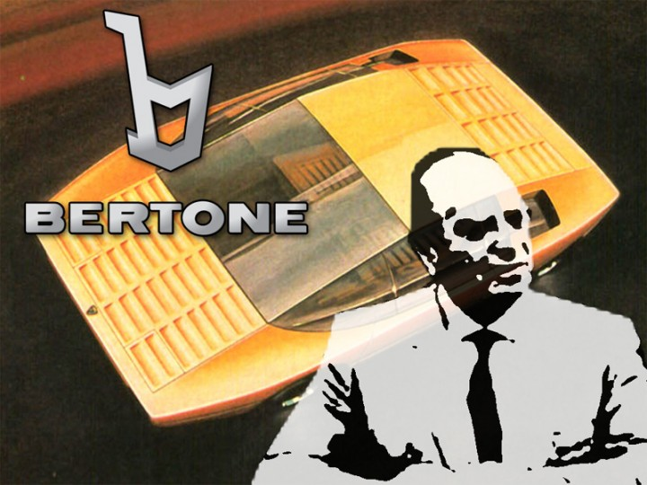 Bertone in the Automotive Hall of Fame