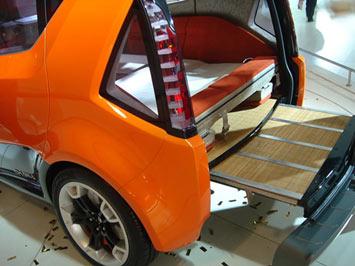 Changan Xingqing Concept Car Body Design
