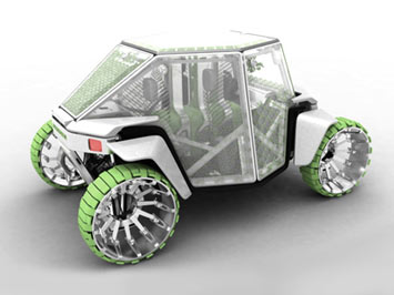 hummer 4 concept auto show