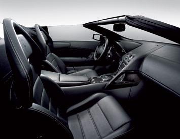 Lamborghini Murcielago LP640 Roadster Information