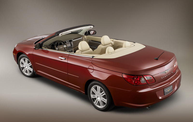 Chrysler Sebring Convertible Power