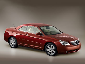 Chrysler Sebring Convertible Information