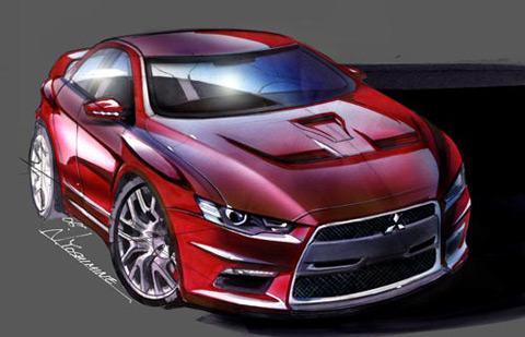 Mitsubishi Lancer Evolution Fast Sport Cars