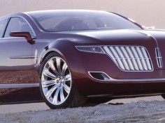 Lincoln MKR Concept preview