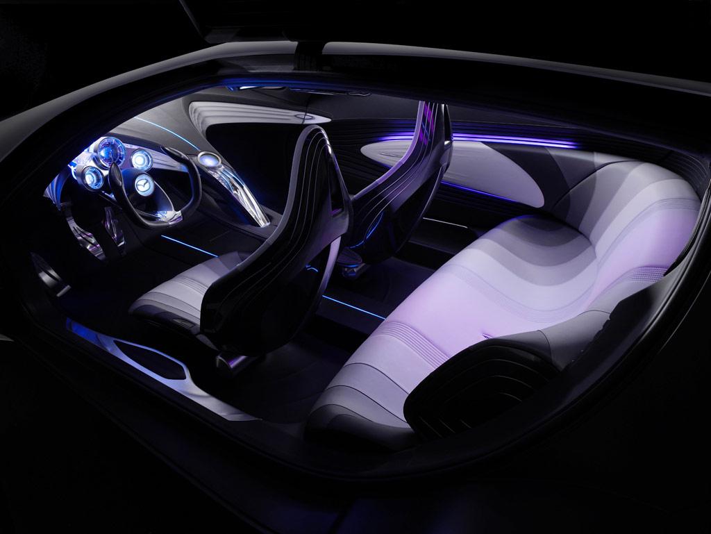 Mazda nagare design language car body design for Interieur concepts