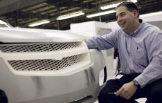 Chevrolet Volt Concept - Design process