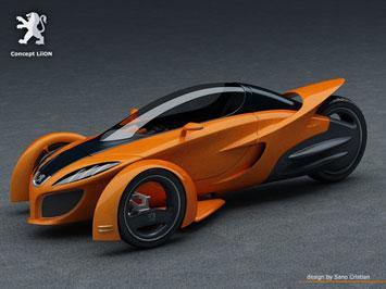 Peugeot Concept LiiON