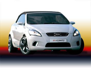 Kia ex_cee'd Cabrio Concept