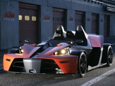 KTM X-bow: first images