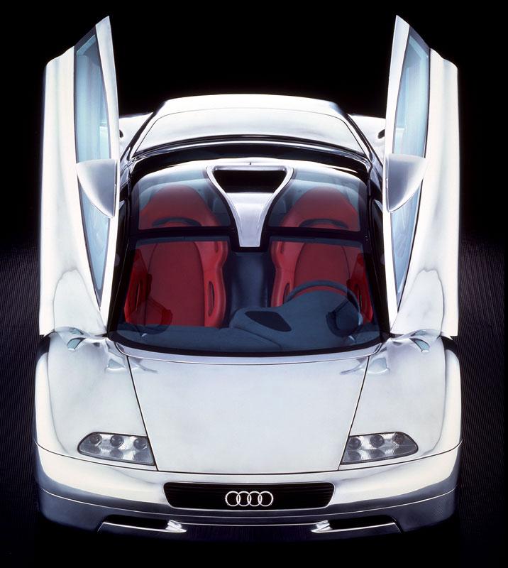 audi avus 1991 car body design. Black Bedroom Furniture Sets. Home Design Ideas