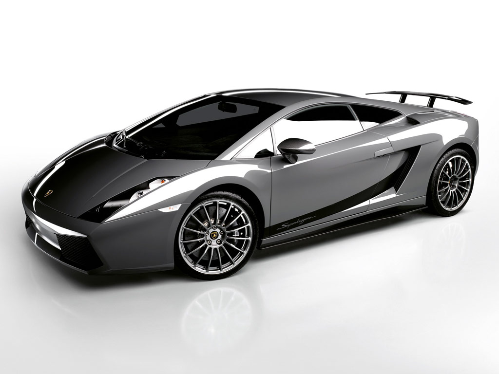 Lamborghini metalic color